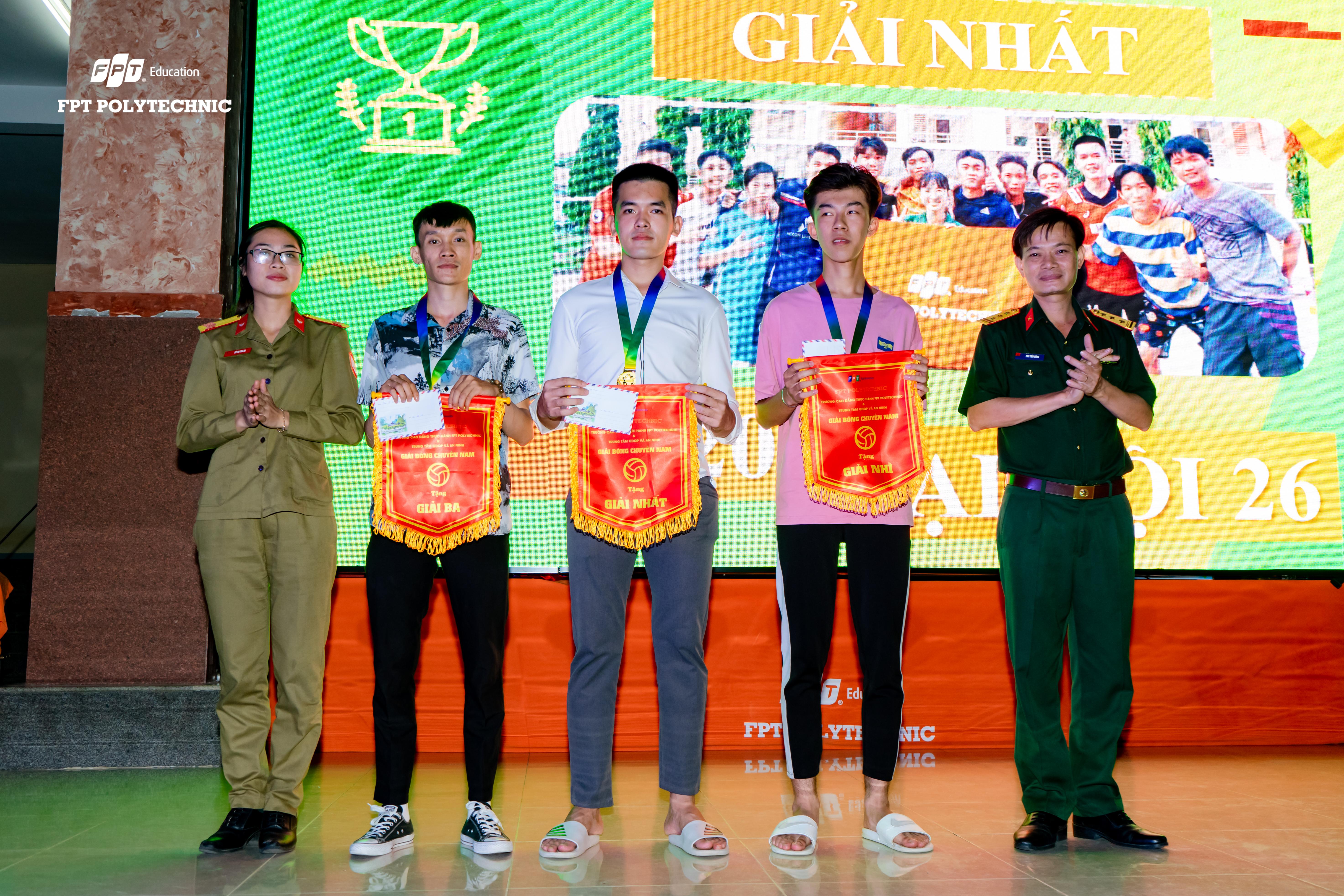 Đêm chung kết văn nghệ Trường Cao đẳng FPT Polytechnic Hồ chí Minh
